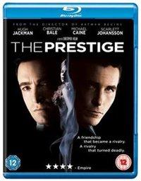 The Prestige (Blu-ray) - Cover