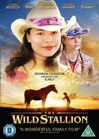 Wild Stallion (DVD) - Cover