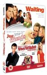 Waiting/Just Friends/Van Wilder - Party Liaison (DVD)