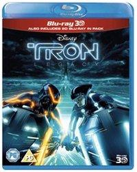 TRON: Legacy (Blu-ray) - Cover
