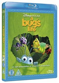 Bug's Life (Blu-ray) - Cover