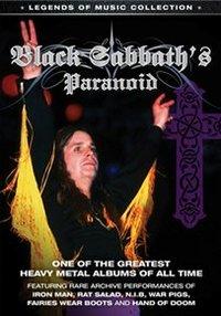 Black Sabbath: Paranoid (DVD) - Cover
