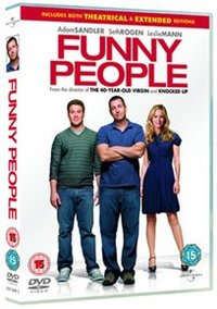 Funny People (DVD) - Cover