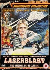 Laserblast (DVD) - Cover