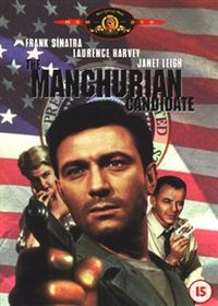 Manchurian Candidate (DVD) - Cover