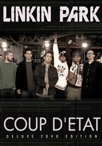Linkin Park: Coup D'etat (DVD) - Cover