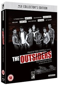 Outsiders (Blu-ray) - Cover