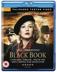 Black Book (Blu-ray) - Cover