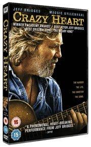 Crazy Heart (DVD) - Cover