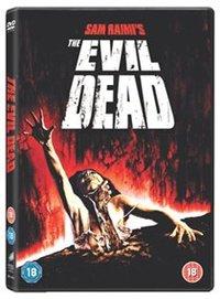 Evil Dead (DVD) - Cover
