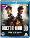 Doctor Who: The Day of the Doctor (Blu-ray) Cover
