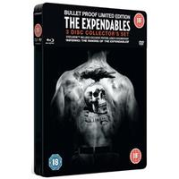Expendables: Uncut (Blu-ray + DVD)