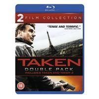 Taken/Taken 2 (Blu-ray)