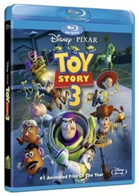 Toy Story 3 (Blu-ray) - Cover