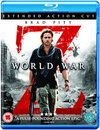 World War Z: Extended Action Cut (Blu-ray)