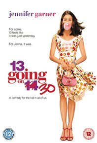 13 Going On 30 (DVD) - Cover