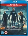 Captain America: The Winter Soldier (3D Blu-ray)