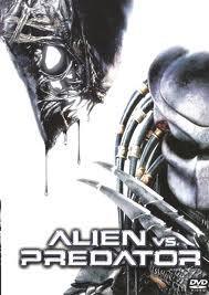 AVP: Alien vs. Predator (2004) (DVD) - Cover