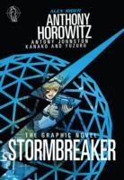 Stormbreaker - Anthony Horowitz (Paperback) - Cover
