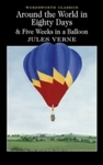 Around the World In 80 Days / Five Weeks In a Balloon - Jules Verne (Paperback)