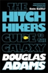 Hitchhiker's Guide to the Galaxy - Douglas Adams (Paperback)