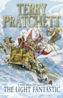 Light Fantastic - Terry Pratchett (Paperback) - Cover