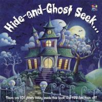 Hide-and-Ghost Seek - Ruper Matthews (Paperback) - Cover
