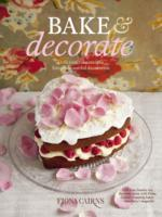 Bake & Decorate - Fiona Cairns (Paperback) - Cover