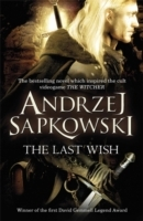 Last Wish - Andrzej Sapkowski (Paperback) - Cover