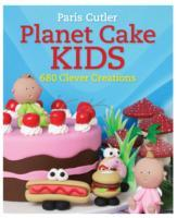 Planet Cake Kids - Paris Cutler (Paperback) - Cover