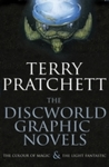 Discworld Graphic Novels: the Colour of Magic and the Light Fantastic - Terry Pratchett (Hardcover)