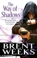 Way of Shadows - Brent Weeks (Paperback) - Cover