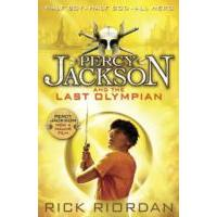 Percy Jackson and the Last Olympian (Book 5) - Rick Riordan (Paperback)