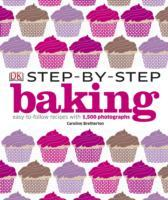 Step-By-Step Baking - Dk (Hardcover) - Cover