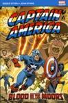 Captain America Blood On the Moors - Roger Stern (Paperback)