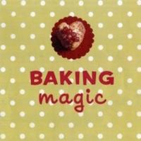 Baking Magic - Kate Shirazi (Hardcover) - Cover