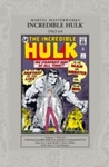 Marvel Masterworks: the Incredible Hulk 1962-64 - Stan Lee (Paperback)