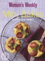 Mini Bakes - The Australian Women's Weekly (Paperback) - Cover