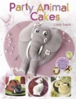 Party Animal Cakes - Lindy Smith (Paperback) - Cover