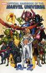 Official Handbook of the Marvel Universe a to Z Vol. 4 - Marvel Comics (Paperback)