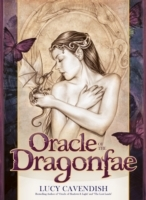 Oracle of the Dragonfae - Lucy Cavendish (Mixed media product) - Cover