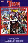 Thor - Marvel Comics (Paperback)