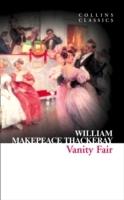 Vanity Fair - William Makepeace Thackeray (Paperback) - Cover