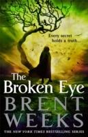 Broken Eye - Brent Weeks (Hardcover) - Cover