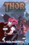 Thor God of Thunder Vol.4: the Last Days of Midgard - Jason Aaron (Paperback)