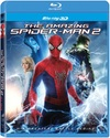 The Amazing Spider-Man 2  (3D Blu-ray)