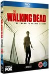 Walking Dead: The Complete Fourth Season (Blu-ray) Cover