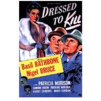 Sherlock Holmes Dressed to Kill (DVD)