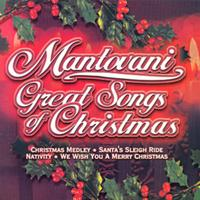 Various Artists - Mantovani: Great songs of Christmas (CD) - Cover