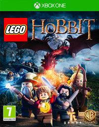 LEGO The Hobbit (Xbox One) - Cover